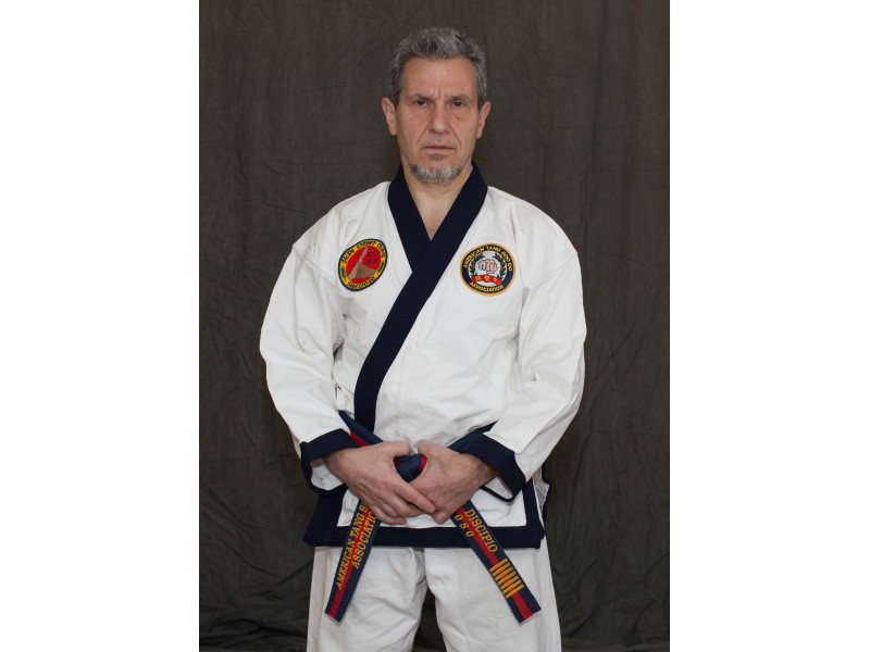 Master Marco DiScipio Promoted to President of American Tang So Doo ...