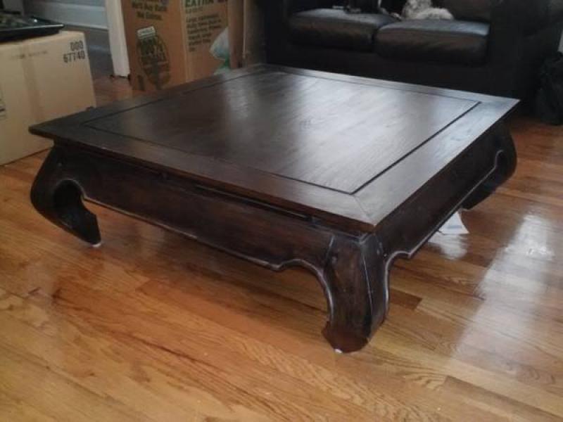 Teak Wood Coffee Table From India 250 Bradenton Fl Patch