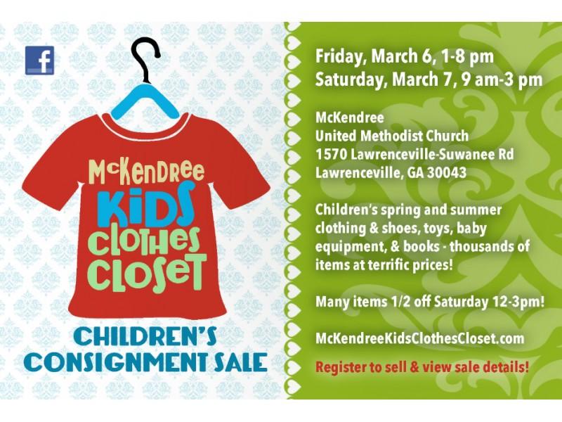 McKendree Kids Clothes Closet   Kids Consignment Sale