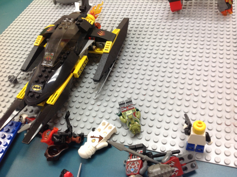 Parent's Night Out at The Brick House, A LEGO learning center