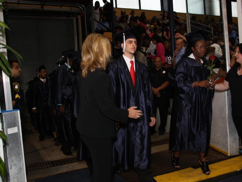 West Orange High School Graduation West Orange Nj Patch