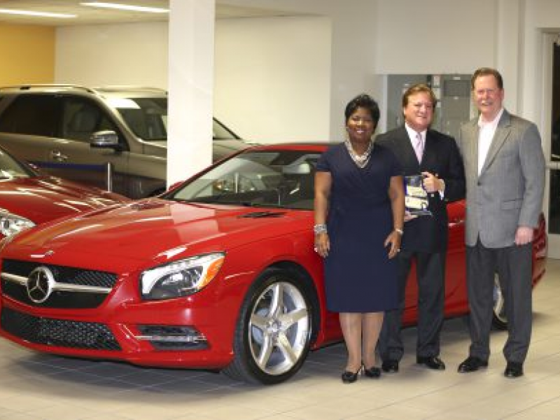 Attractive Mercedes Benz Of New Rochelle President Joins Boys U0026 Girls Club Of New  Rochelle Board Of