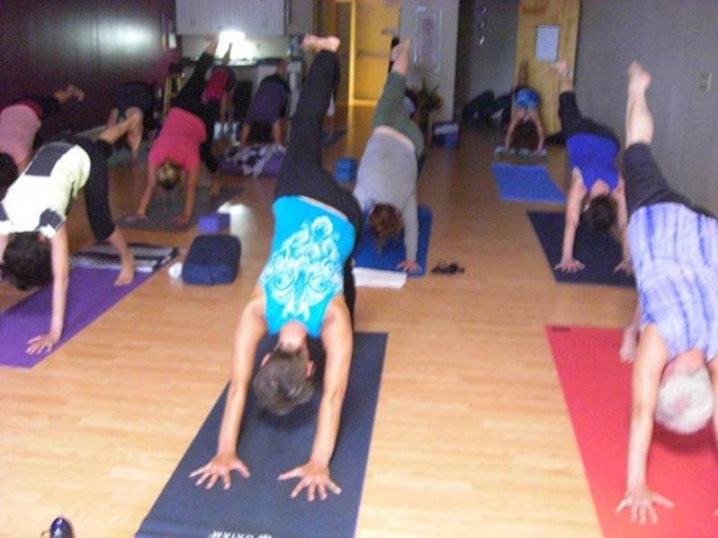 LivingRoom Yoga Weekend