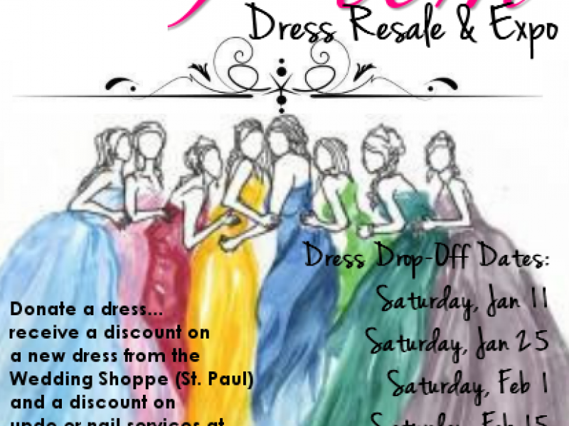 Prom Dress Resale & Expo - Apple Valley, MN Patch