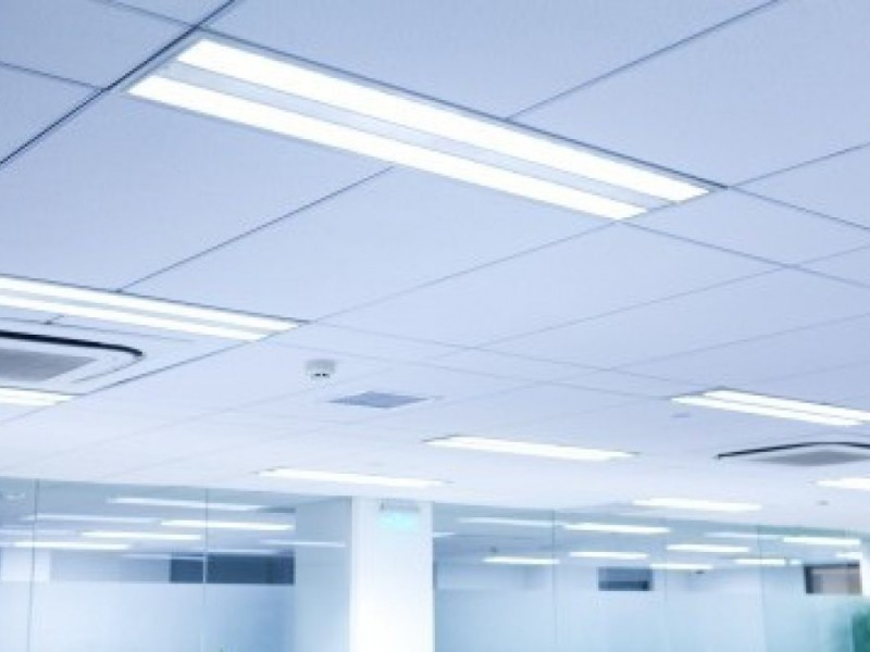 Could Your Office Lighting Be Hurting Your Eyes?