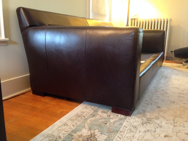 Crate And Barrel Axis Leather Sofa Review Functionalities Net