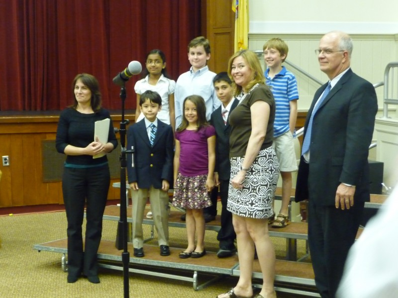 Snapshot Students Honored Livingston Nj Patch