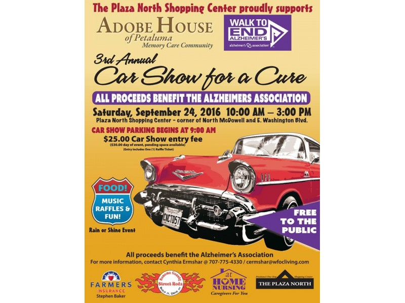Rd Annual Classic Car Show For A Cure On Saturday September Th - Classic car show washington