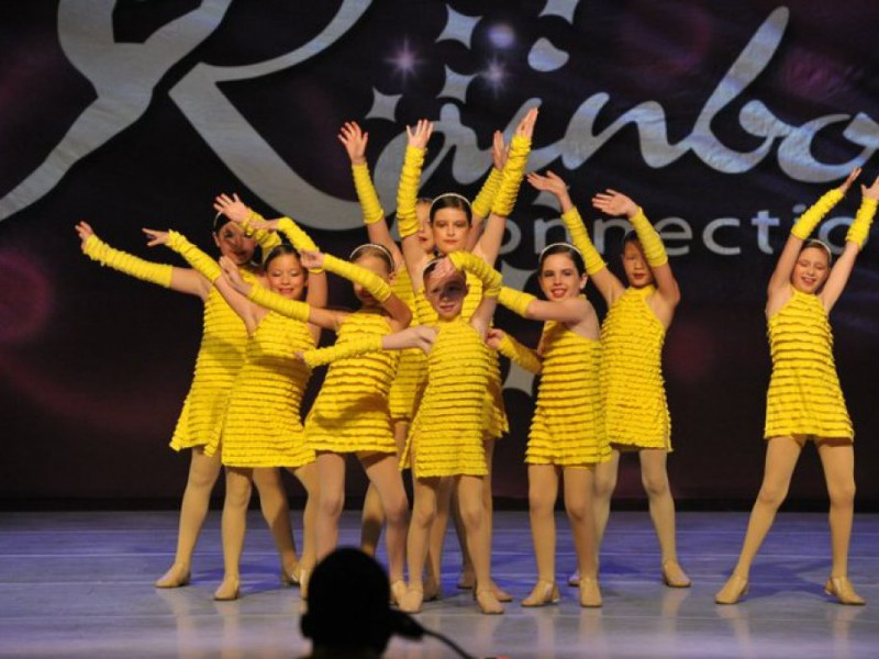 dance team racks up awards