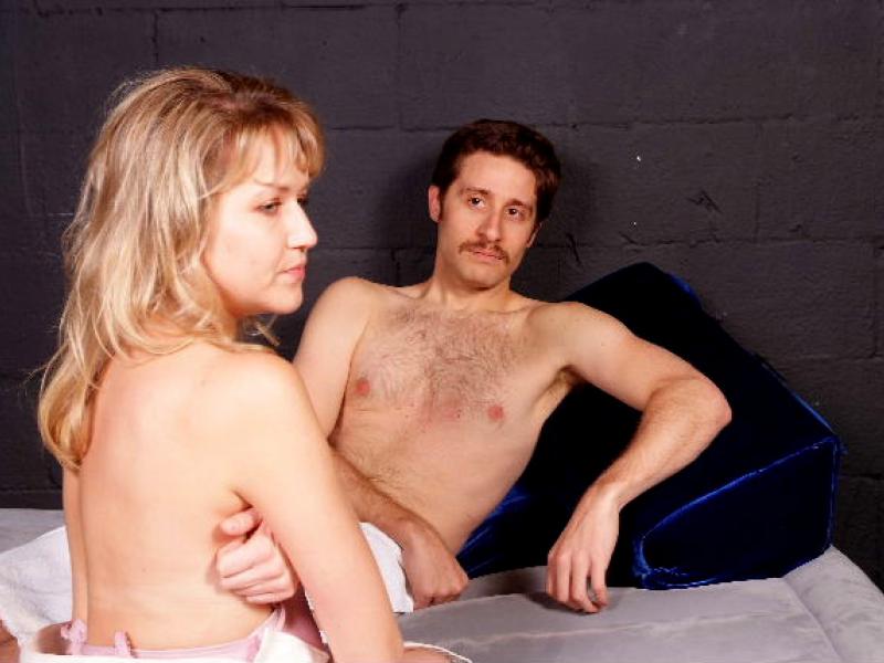 The deep throat sex scandal
