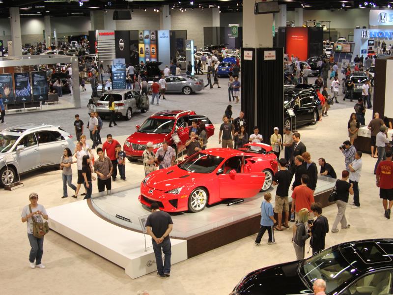 Orange County Auto Show >> Orange County Auto Show Worth A Weekend Drive Murrieta Ca Patch