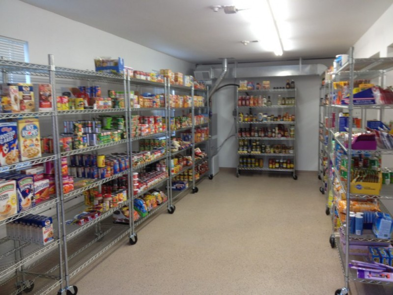 Food pantry opens in warrenville wheaton il patch for Woodridge food pantry il