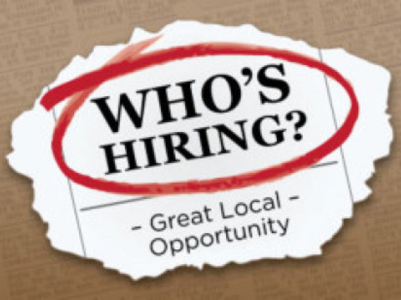 How do you find listings for job openings?