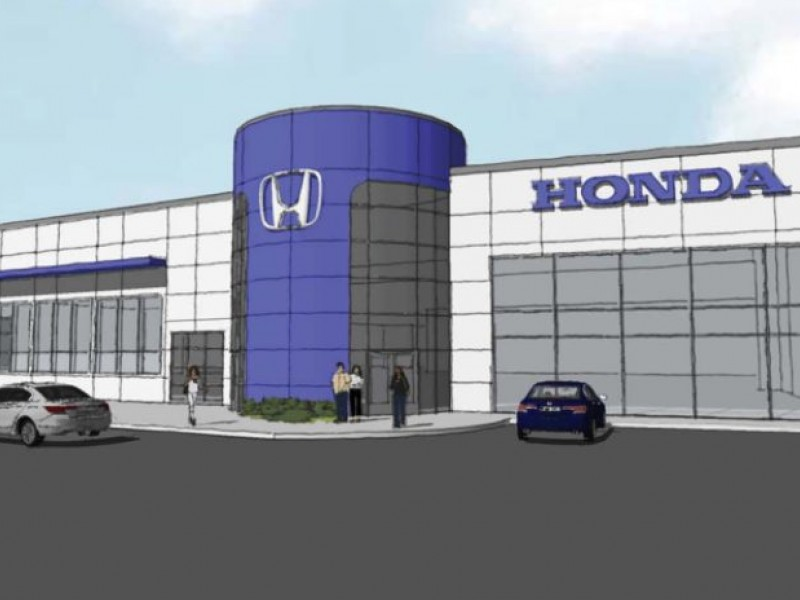 Honda Dealership Relaunches Long-awaited Redevelopt Project ...