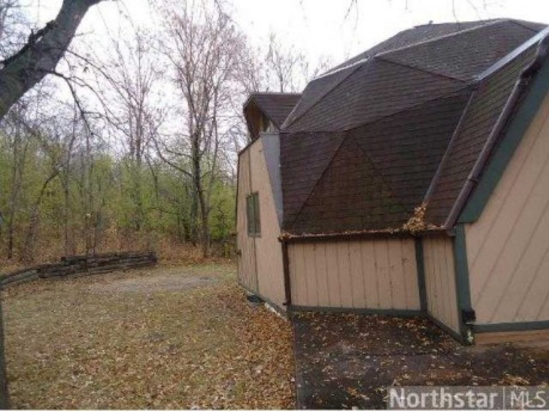 ... Ever Wanted To Live In A Geodesic Dome Home?