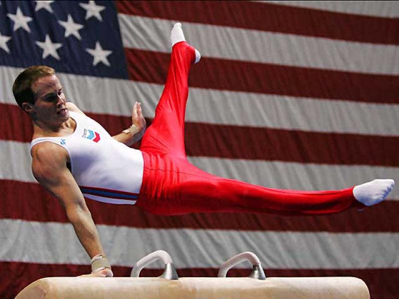 Professional Mini Gymnastics Equipment