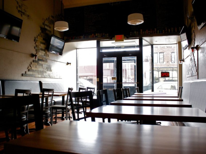Scratch Kitchen scratch kitchen is a neighborhood favorite in the making - forest