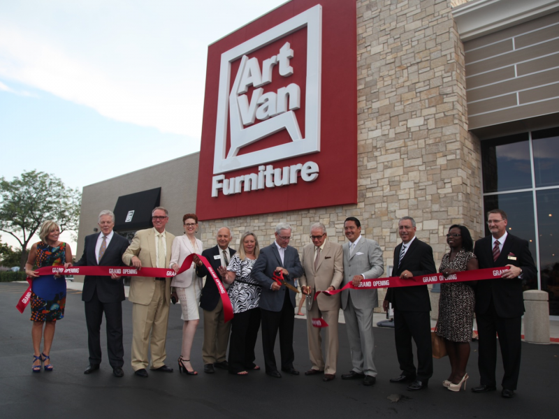 ArtVan Furniture Opening New Store In Batavia