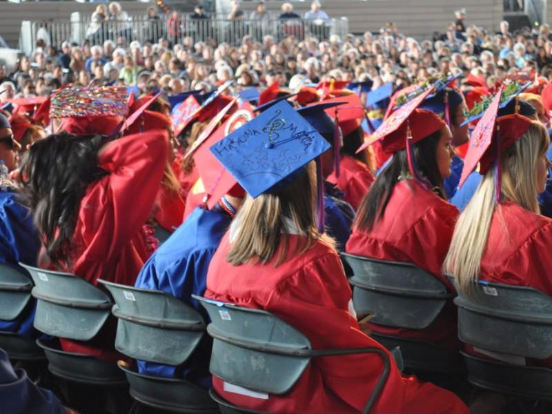 Graduation rates at san bruno 39 s capuchino high go down - Garden city union free school district ...
