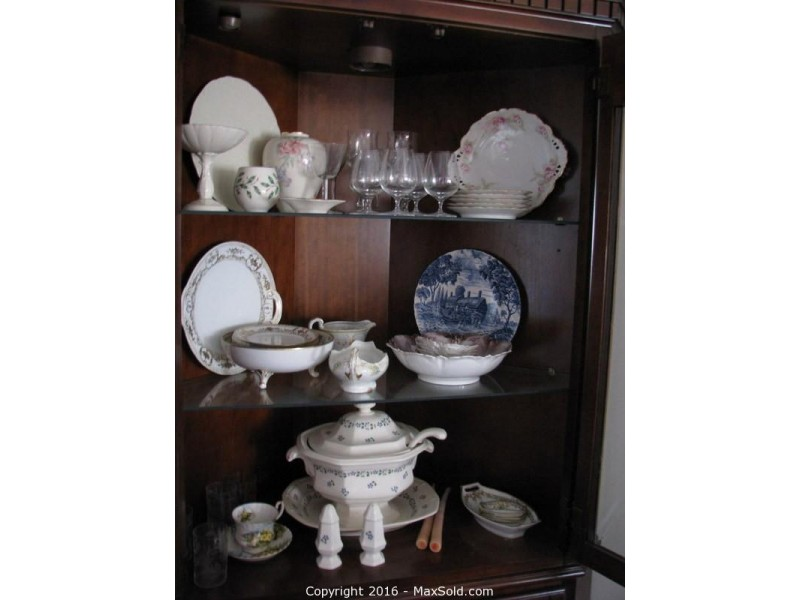 Huge Online Estate Sale! Antiques, Collectables, Tools, Art, Dining ...