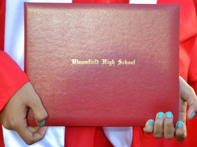 Photos Bloomfield High School Graduation 2012