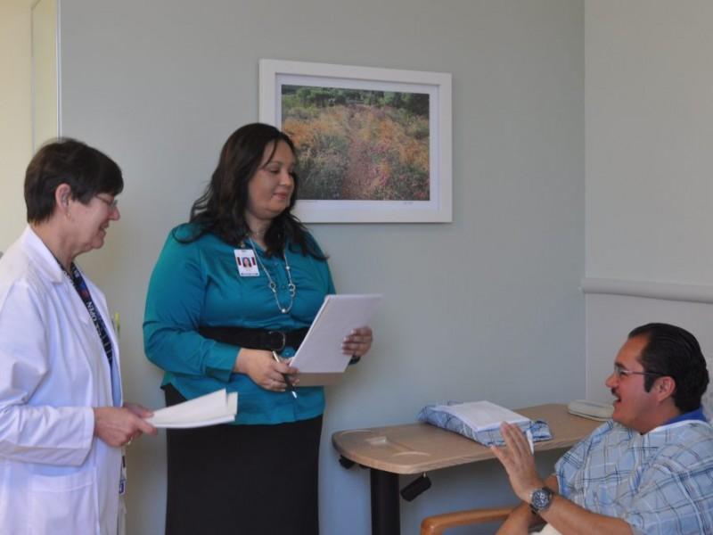 Pbmc Medical Interpreter Travels Long Path To Give Back Riverhead