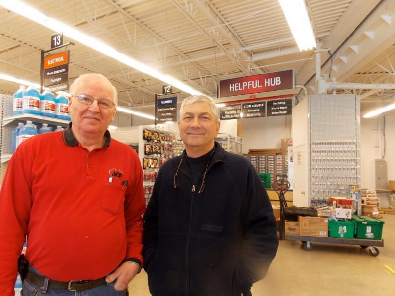 East Setauket Ace Hardware Owners Open Up New Shop Three