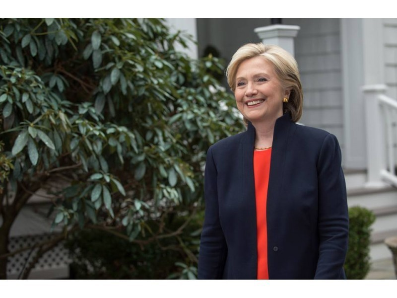 Yes Park Ridge Hillary Clinton Will Be In Town On