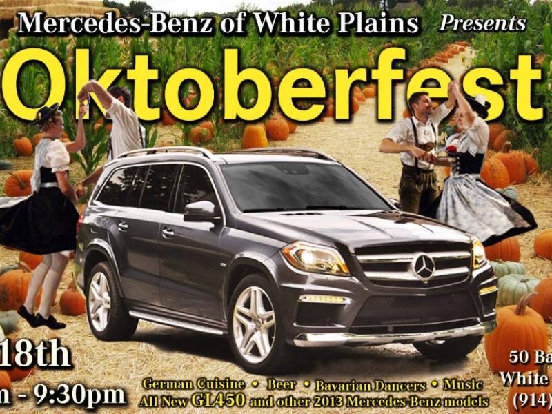 Mercedes Benz Of White Plains Oktoberfest
