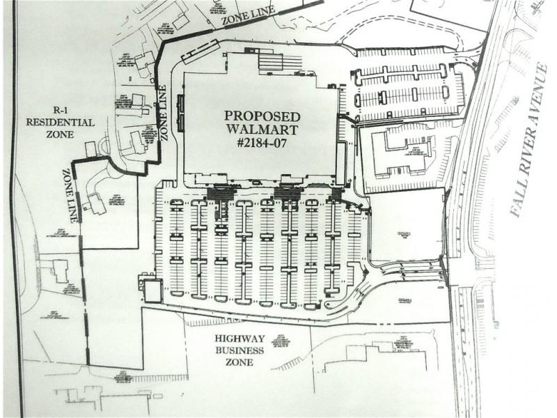 Walmart Proposes New Route 6 Supercenter and Fantasyland Demolition ...
