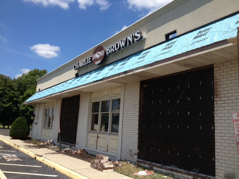 ... Eyesore No More: Diner And Bakery Replace Charlie Brownu0027s  ...