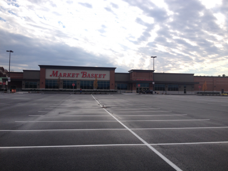 Business update 5: Opening of Market Basket, it may not