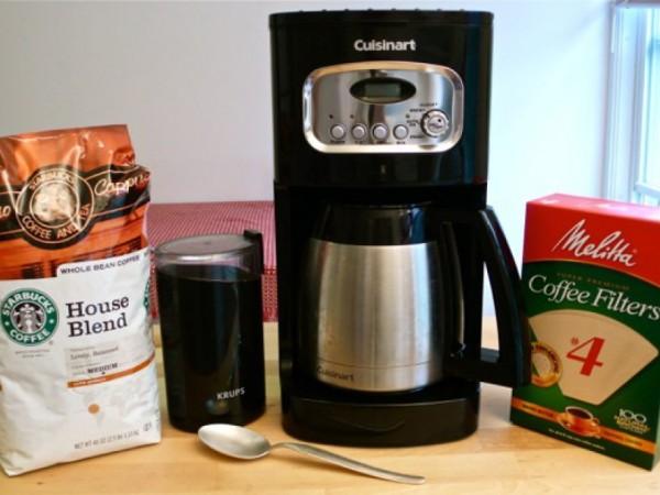 Gas powered coffee machine for sale