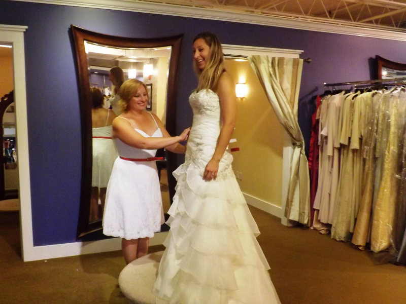Bella sera bridal choice image wedding dress decoration and refrence operation wedding gown a success at bella sera bridal framingham operation wedding gown a success at junglespirit Gallery