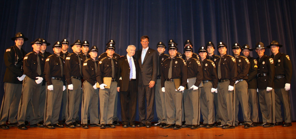 Sheriff Evangelidis Swears In Seventeen New Worcester County Strong