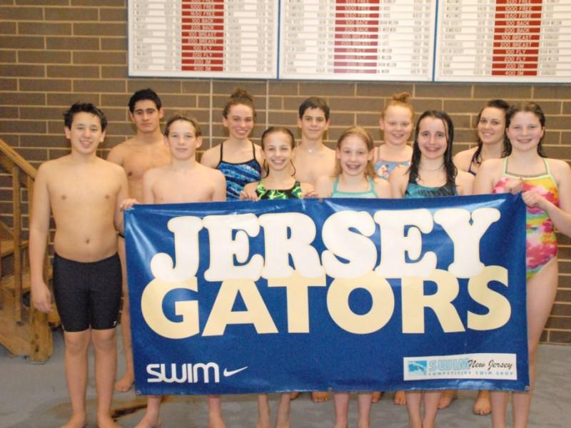 Jersey Gators Swim At New Jersey Junior Olympics Cranford Nj Patch