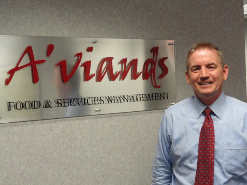 A Viands Food And Services Management
