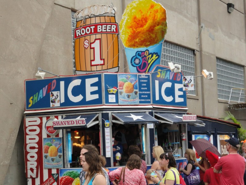 A Price Concession At A Minnesota State Fair Concession