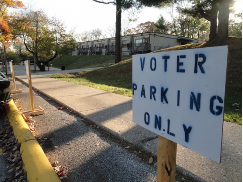 Pa. Special elections mean voters get to vote for u. S. House twice.