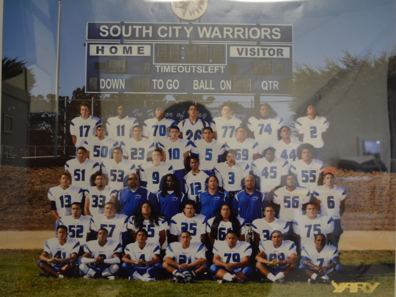 South City Football Coach Frank Moro Bows Out After Nearly 30 Years