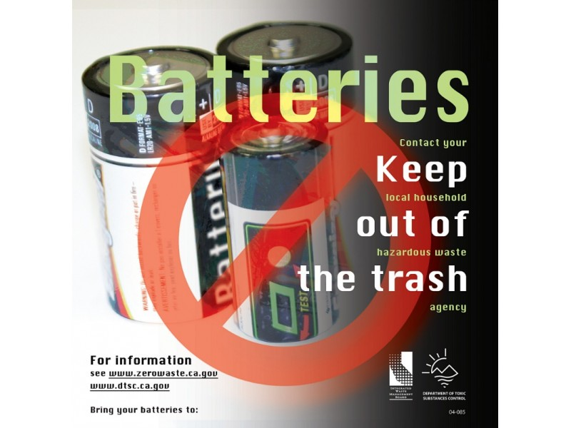here 39 s where to recycle old batteries cupertino ca patch. Black Bedroom Furniture Sets. Home Design Ideas
