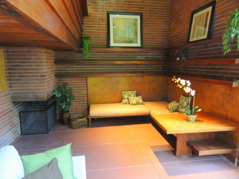 Ardmore 39 s frank lloyd wright house is sold ardmore pa patch for Frank lloyd wright house piani gratuiti