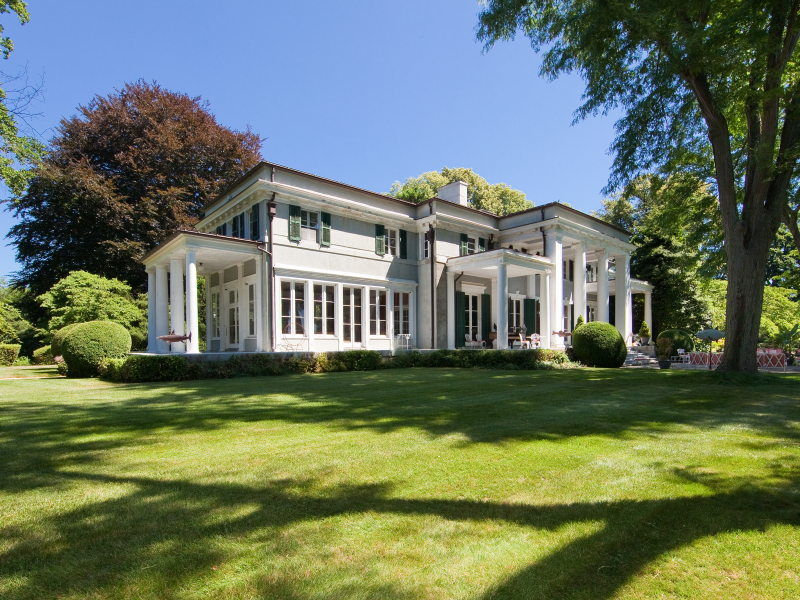 Riverside the historic timolat estate on the navesink for Cline homes