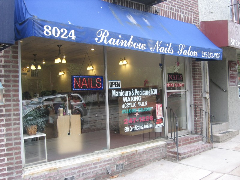 Great Escape: Nail Salons   Chestnut Hill, PA Patch