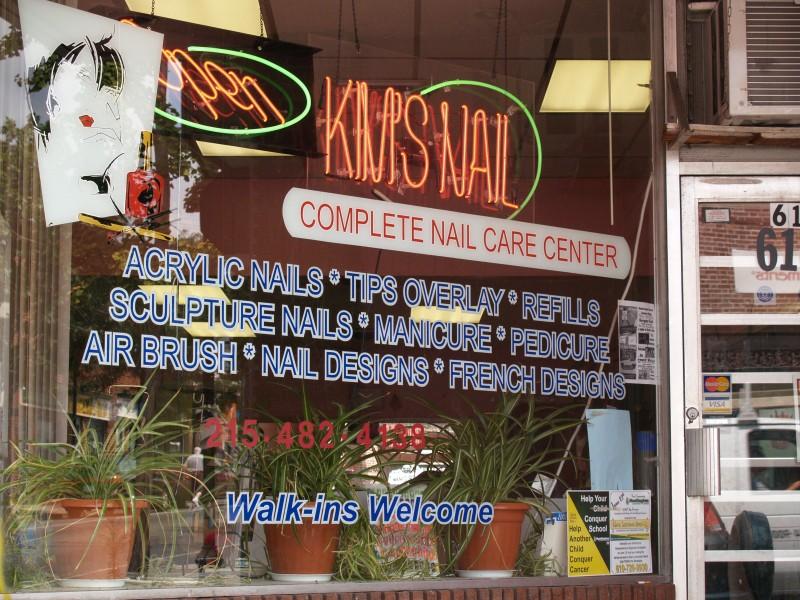 Great Escape: Nail Salons   Roxborough, PA Patch