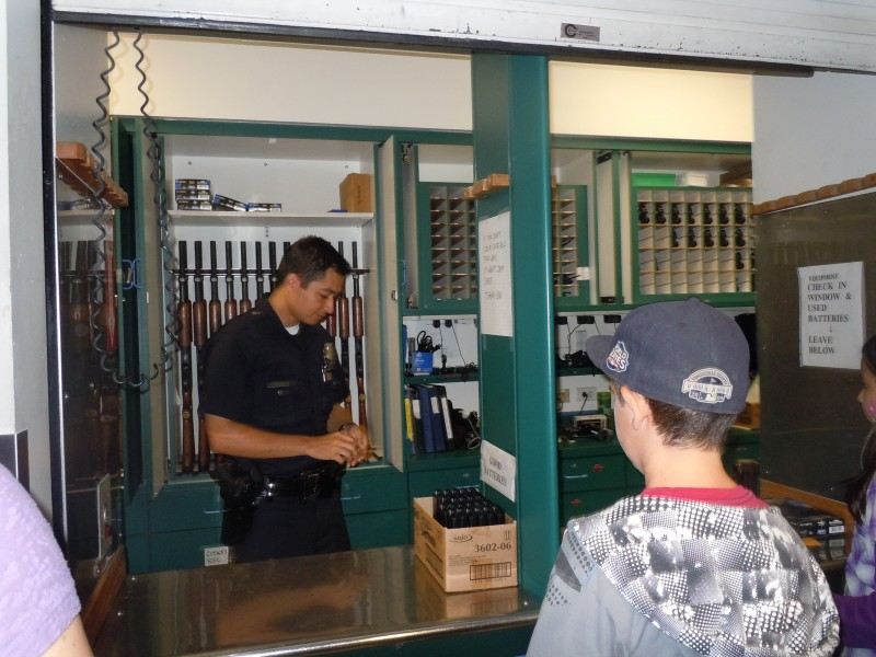 ... North Hollywood Police Station Opens Its (Haunted) Doors to the Public-0 ... & North Hollywood Police Station Opens Its (Haunted) Doors to the ...