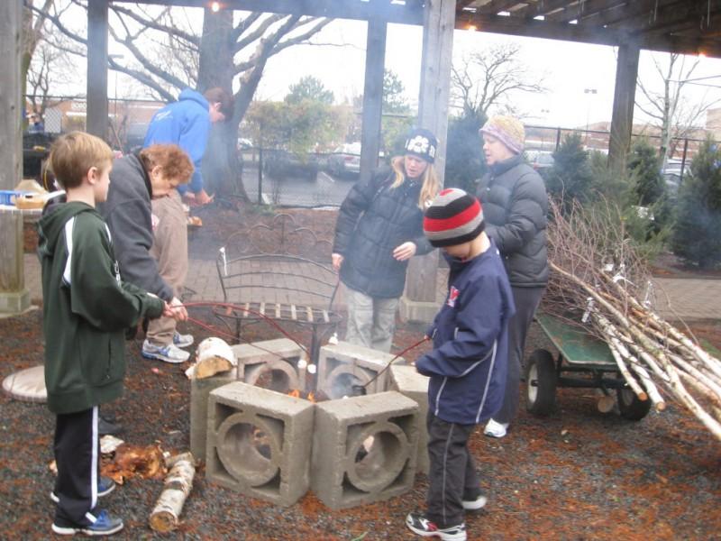 Chalet Nursery And Garden Center: Reindeer Land At Chalet Nursery