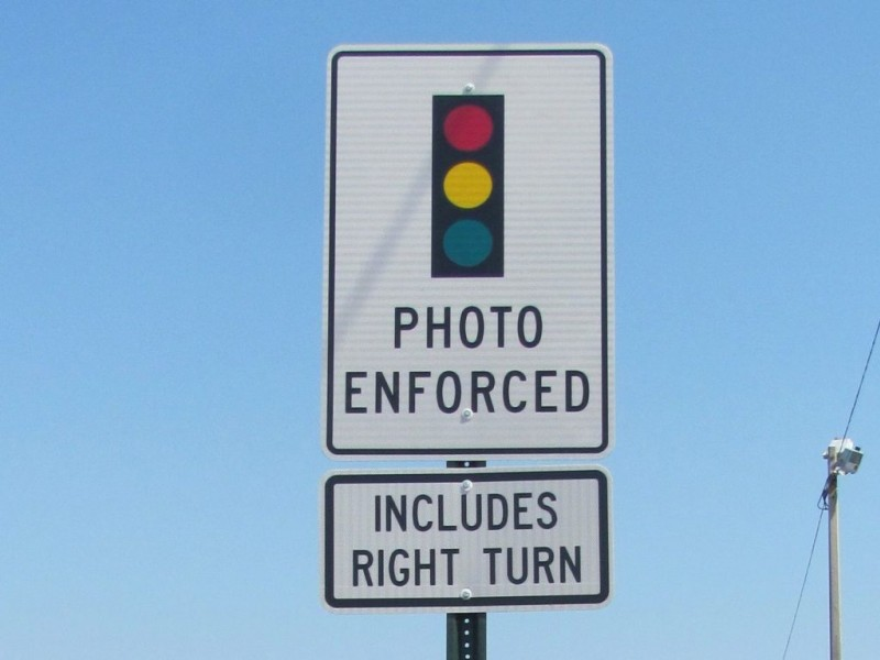 1; Red Light Cameras: Legal Or Unconstitutional?