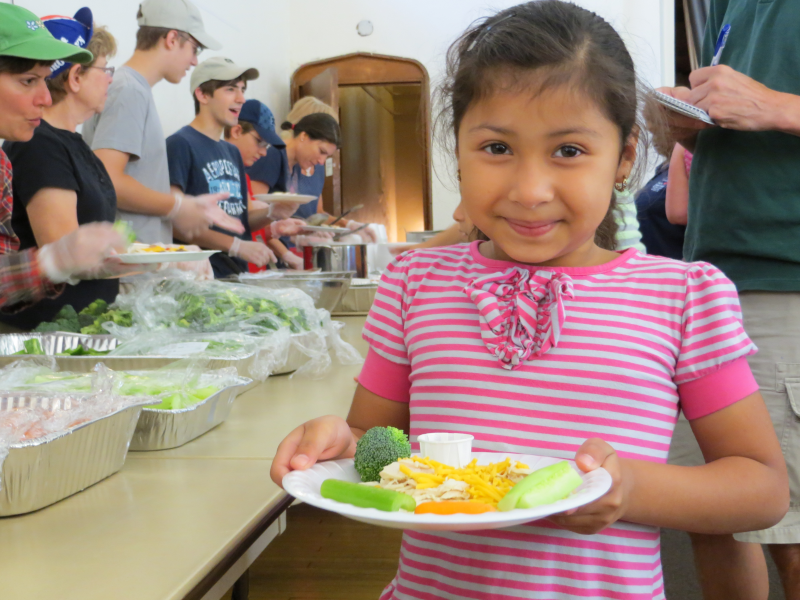 Soup Kitchen Hosts Nutrition Program For 90 Local Kids Morris Rh Patch Com