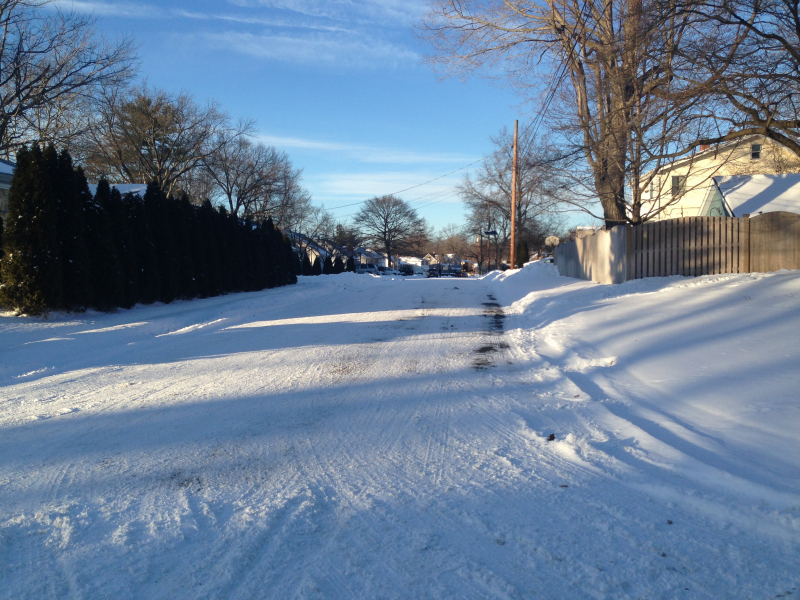 Parsippany Takes To Social Media During, After Snowstorm